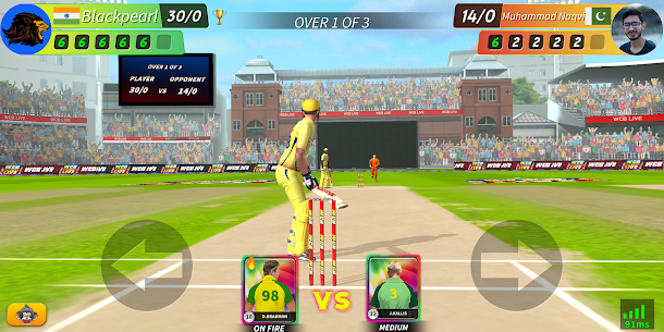 WCB LIVE Cricket Multiplayer:Play PvP Cricket Game 1