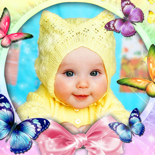 Baby Photo Frames & Effects