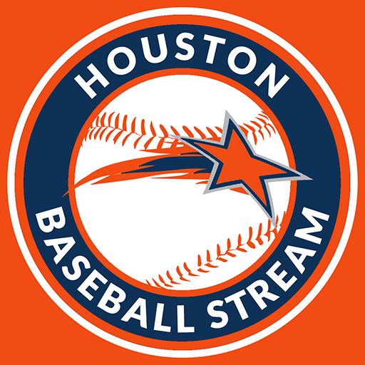 Houston Baseball STREAM+ LOGO-APP點子
