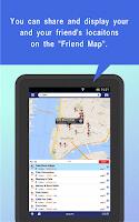 Screenshot of NaviBridge