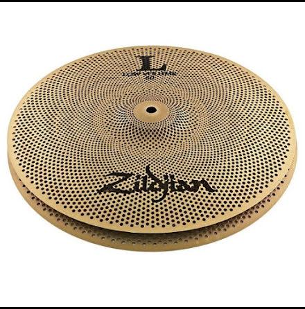 """13"""" Zildjian L80 Low Volume - Hi-hat"""