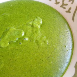 Spinach Mash - Thermomix recipe.