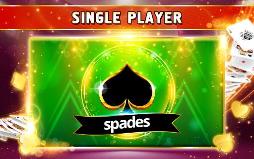 Spades Offline - Single Player apkdebit screenshots 6