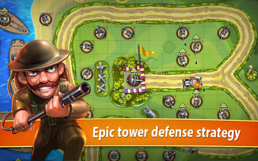 Toy Defense - TD Strategy  Wallpaper 6