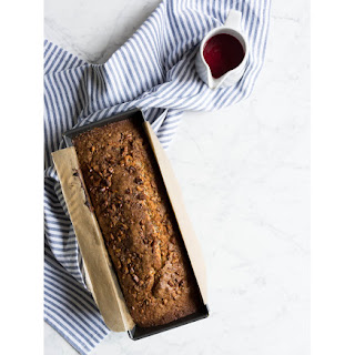 Whole Wheat Walnut Cake Recipe