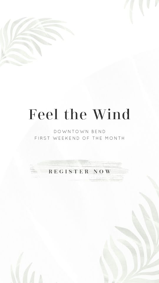 Feel the Wind - Facebook Story Template