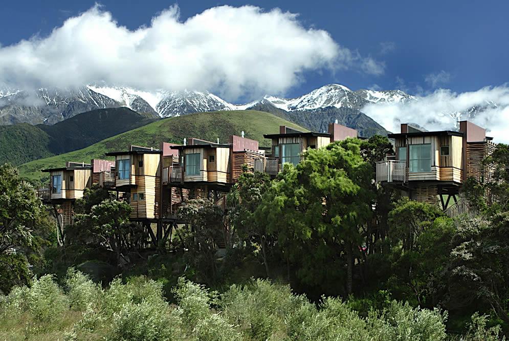 Hoteles en los rboles va de lujo - Casas en los arboles sant hilari ...