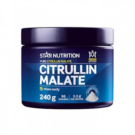 Star Nutrition Citruline Malate 240g