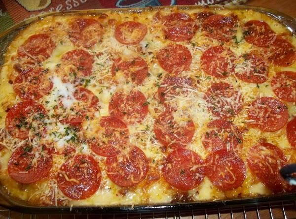 Pizza Mac - N - Cheese Recipe