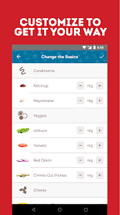 App Wendy's – Food and Offers APK for Windows Phone