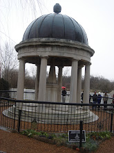 Photo: the rotunda where Andrew & Rachel are buried