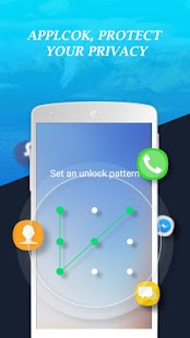 AppLock: Privacy Guard & Fingerprint - náhled