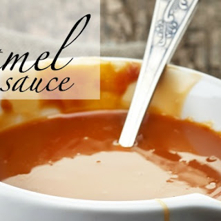 Gluten Free Caramel Sauce Recipes