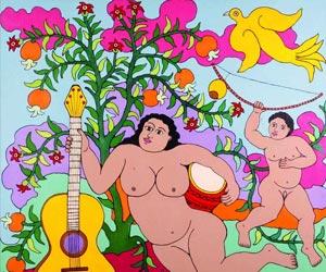Exposição Coletiva Artistas de Pernambuco e da Paraíba - Alexandre Filho