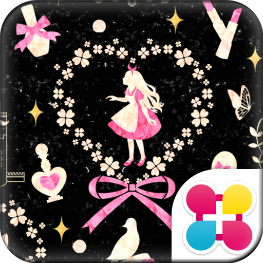 Girly Theme Beautiful Alice Icon