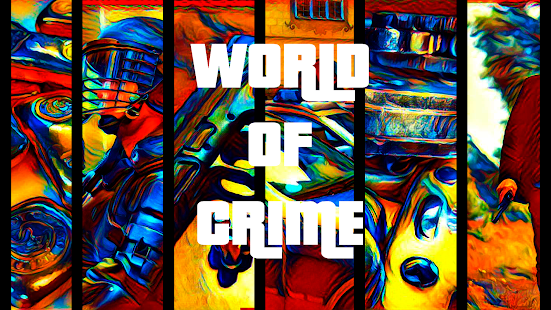 World of Crime Mad Racing City - náhled