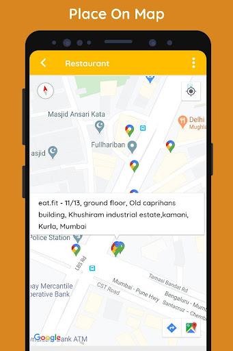 Restaurants & Cafe: Near Me screenshot 7
