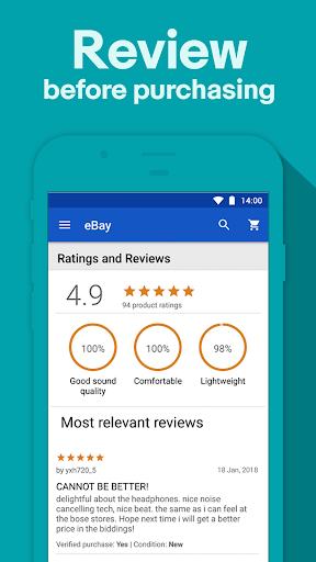 Download Holiday Shopping Deals: Buy, Sell & Save with eBay MOD APK 6