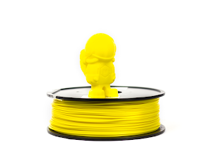 Yellow MH Build Series ABS Filament - 1.75mm