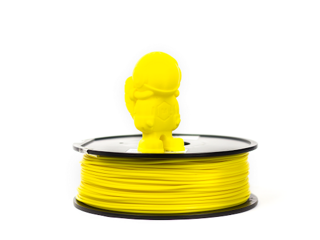 Yellow MH Build Series ABS Filament - 1.75mm (1kg)