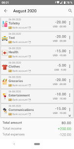 Money Manager – Expense Tracker, Personal Finance Patched APK 2