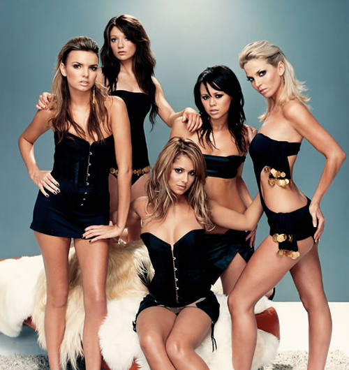 Miss COED: the Girls of Girls Aloud(5photos)  #girl:Safe For Work,girl