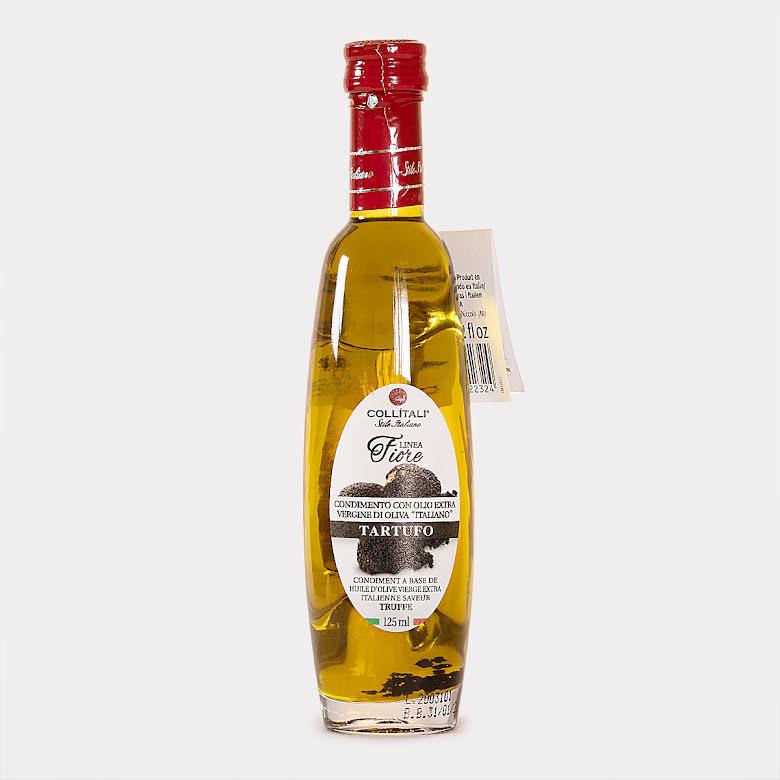 Olivolja med Tryffel, Extra jungfruolivolja