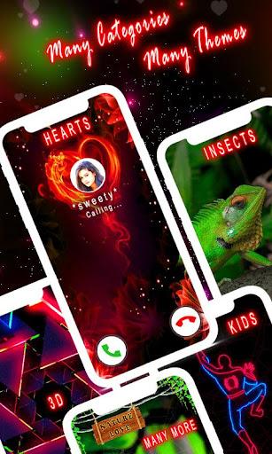 Color Call Flash - LED Caller Screen mobile theme ss2