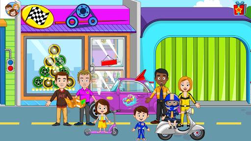 My Town: Car Garage. Wash & Fix kids Car Game  screenshots 12