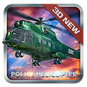 Police Helicopter Simulator 3D - Pilot Game icon