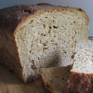 Molasses-Cereal Sandwich Bread