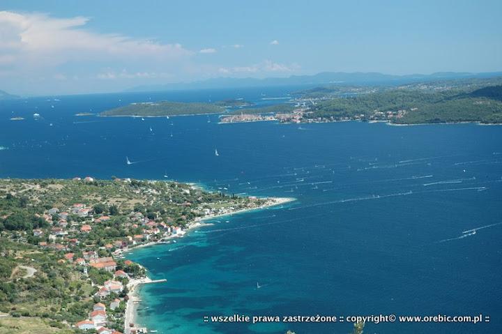 Chorwacja lato