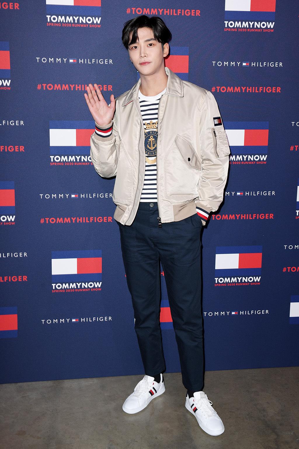Tommy Hilfiger show, Arrivals, Fall Winter 2020, London Fashion Week, UK - 16 Feb 2020