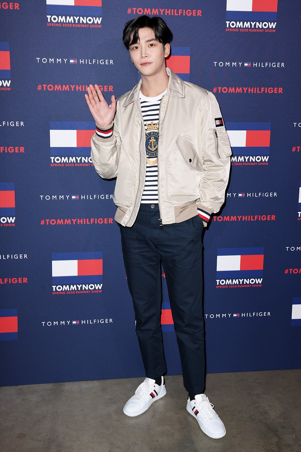 Tommy Hilfiger show, Arrivals, Fall Winter 2020, London Fashion Week, UK - 16 Feb 2020