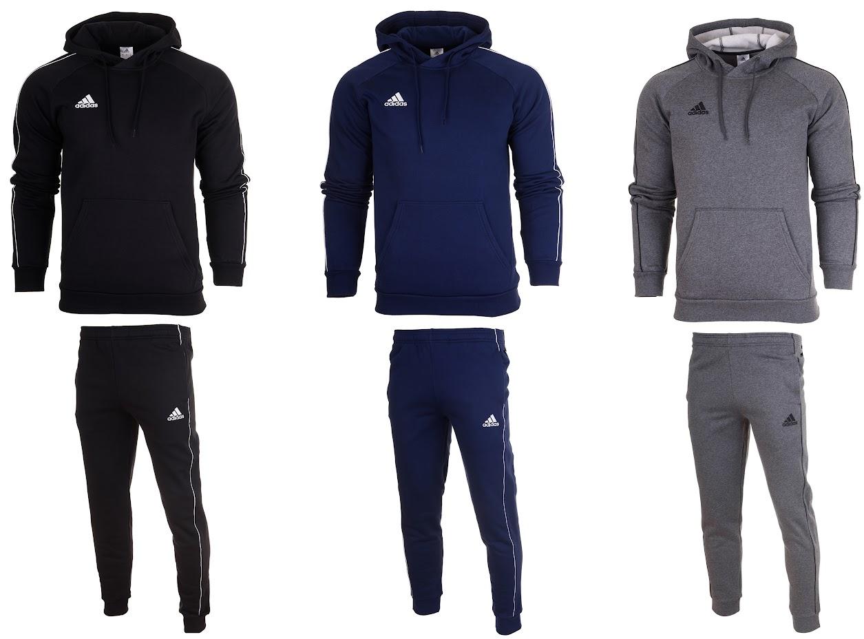 adidas core 18 herren trainingsanzug jogginganzug. Black Bedroom Furniture Sets. Home Design Ideas
