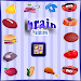 brain training game icon