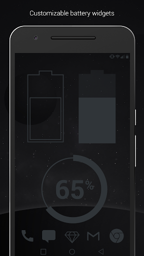 Murdered Out - Black Icon Pack (Pro Version)  screenshots 4