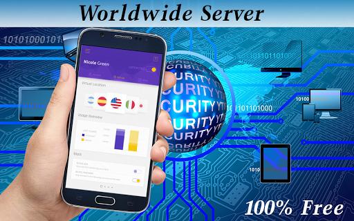 Vpn Free Unlimited Proxy Master screenshot 6