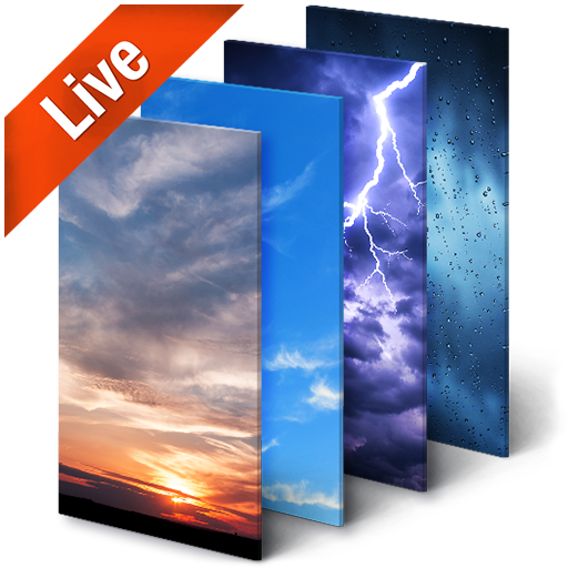 Real Time Weather Live Wallpaper - Apps