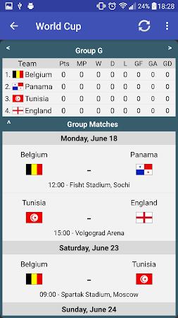 World Cup 2018 1.0.12 screenshot 2093071