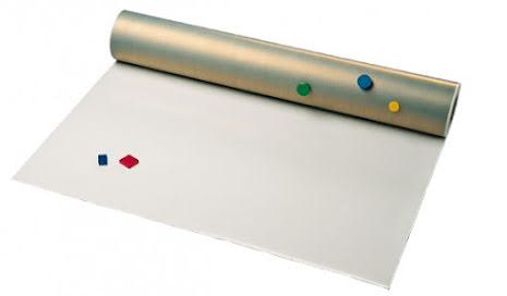 Ferrofolie Typ 3. Papper