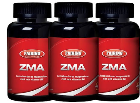 3 x Fairing ZMA, 90 caps