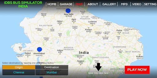 IDBS BUS SIMULATOR INDIA 1.2 3