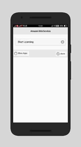 EBook For Amazon Web Services 1.0.0 screenshots 1