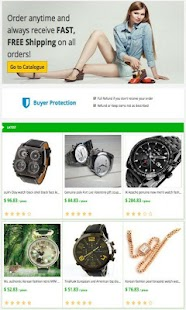 MyAliExpress – Miniaturansicht des Screenshots