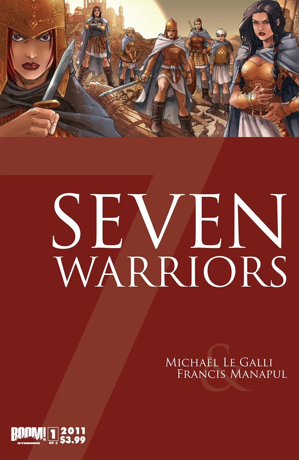 Seven Warriors (2011)