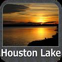 Lake Houston GPS Map Navigator icon