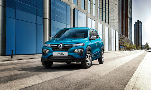 Kwid gets a midlife upgrade