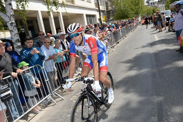 Le profil de la 15e étape: la der' dans les Pyrénées