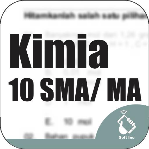 Kelas 10 SMA-SMK-MA Mapel Kimia